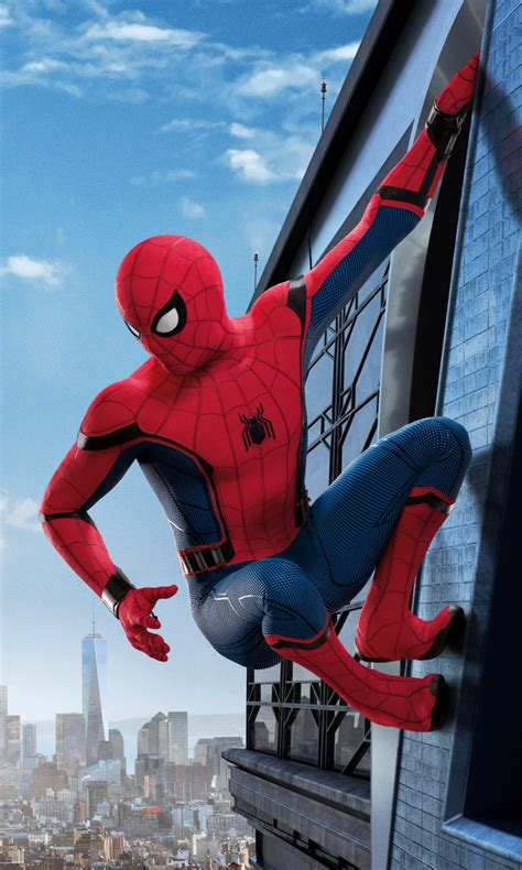 Spider Man Homecoming Wallpapers | HD Wallpapers | ID #20087