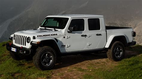 2020 Jeep Gladiator Rubicon (EU) - Wallpapers and HD
