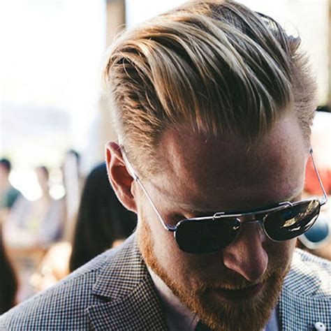19 Blonde Hairstyles For Men | Men's Hairstyles + Haircuts