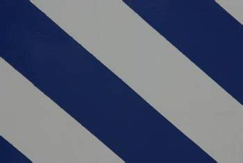 How to Paint Diagonal Stripes | Home Guides | SF Gate