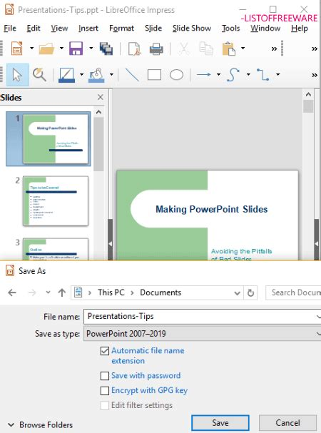 4 Best Free PPT to PPTX Converter Software for Windows