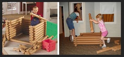 Life Size Lincoln Logs-id#365093- by Budget101