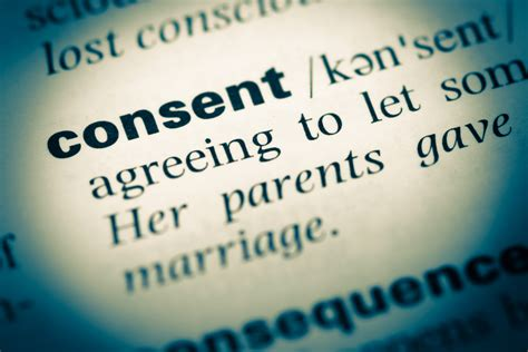 'Yes Means Yes': A Discussion on Affirmative Consent