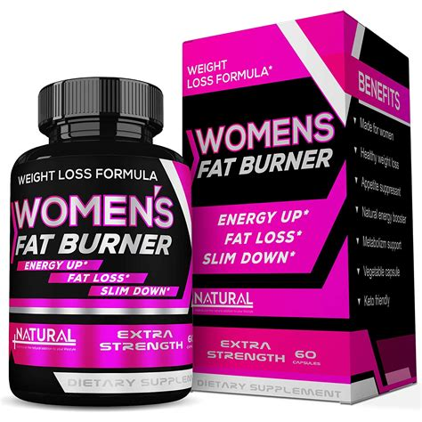 Fat Burner Thermogenic Weight Loss Diet Pills That Work