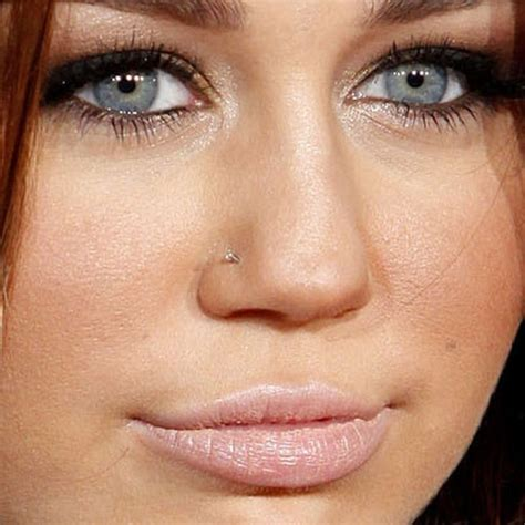 Miley Cyrus Piercings & Jewelry   Steal Her Style