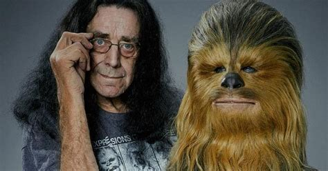 Peter Mayhew, the actor who brought Chewbacca to life, has