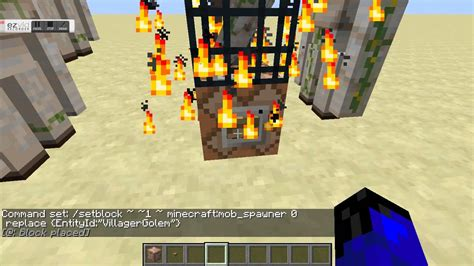 How To Make Mob Spawners in Vanilla Minecraft - YouTube