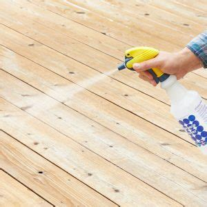 Prepping an Older Deck for Re-Staining   Family Handyman