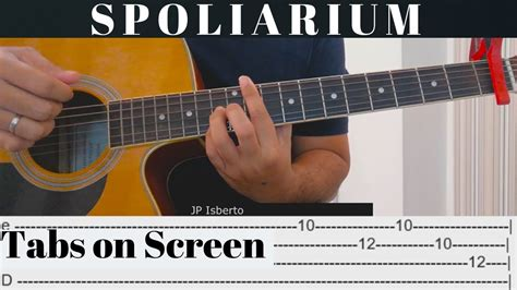 Spoliarium by Eraserheads | Fingerstyle Guitar Cover (FREE