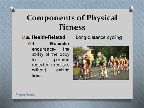 Background of physical fitness