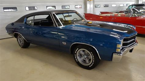 1971 Chevrolet Chevelle SS LS5 Stock # 174057 for sale