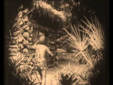 Tarzan of the Apes First Film 1918 - Part Two with Gordon