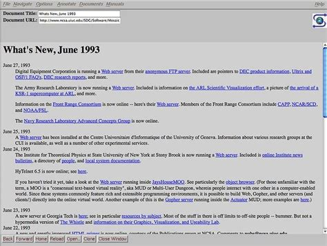 1993 | Timeline of Computer History | Computer History Museum
