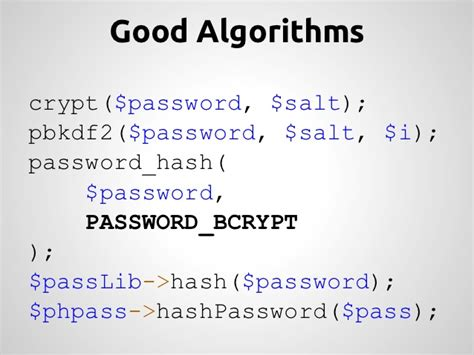 Cryptography For The Average Developer