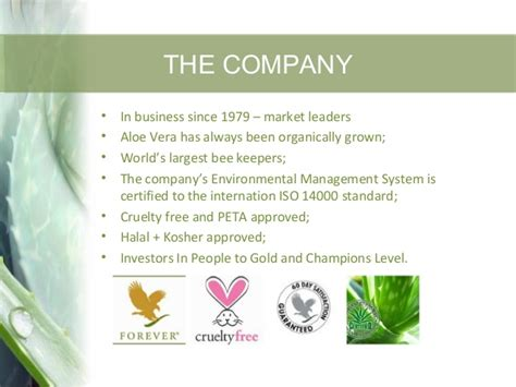 Forever Living Products Company Profile