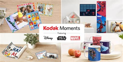 Disney personalisation now available at all Kmart photo