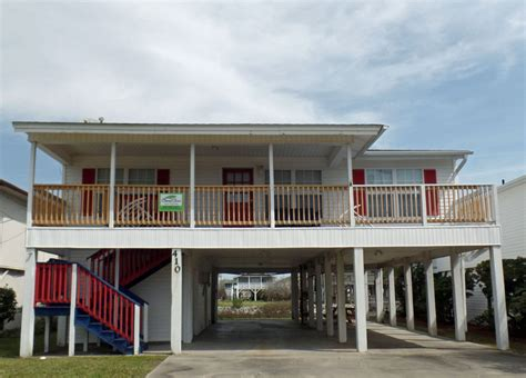 Channel Homes | Cherry Grove Beach Vacations