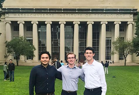 Marist News: Computer Science Students Present Their