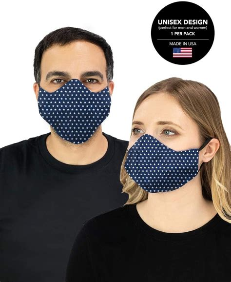 USA Made 100% Women's Adult Face Mask – Tophatter