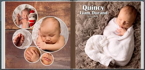 Baby Photo Books & Baby Photo Albums Online | PikPerfect