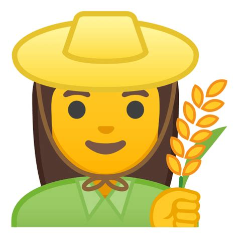 👩🌾 Woman Farmer Emoji Meaning with Pictures: from A to Z