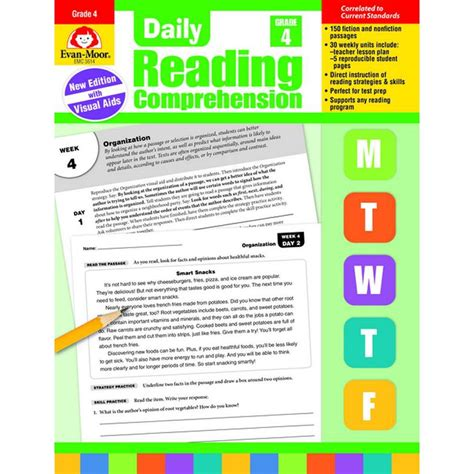 Daily Reading Comprehension: Daily Reading Comprehension