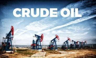 What is Crude Oil – AONG website