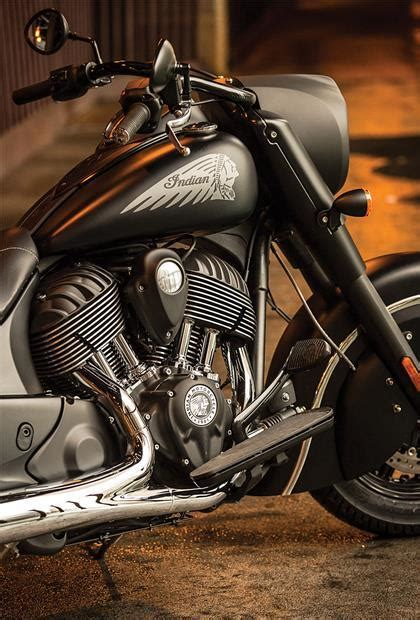 Indian Chief Dark Horse Launched In India At Rs