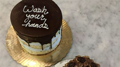 Quarantine cakes are customizable treats from Cafe Ficelle
