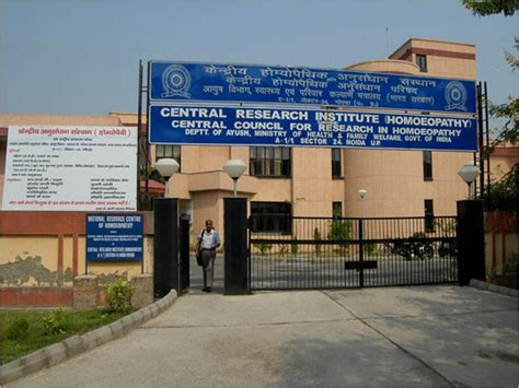 Central Research Institute For Homoeopathy in Noida | Chikitsa
