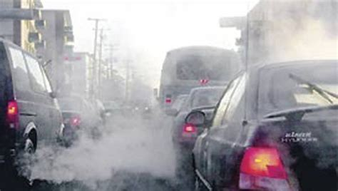 Smoke Pollution On Our Roads (localized)