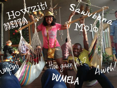10 ways to say 'hello' to a South African - Africa Geographic