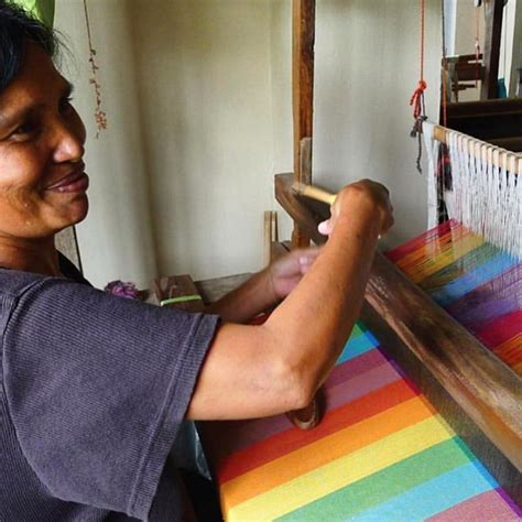 Anthill's Face Masks Made by Filipino Weavers Are Pride