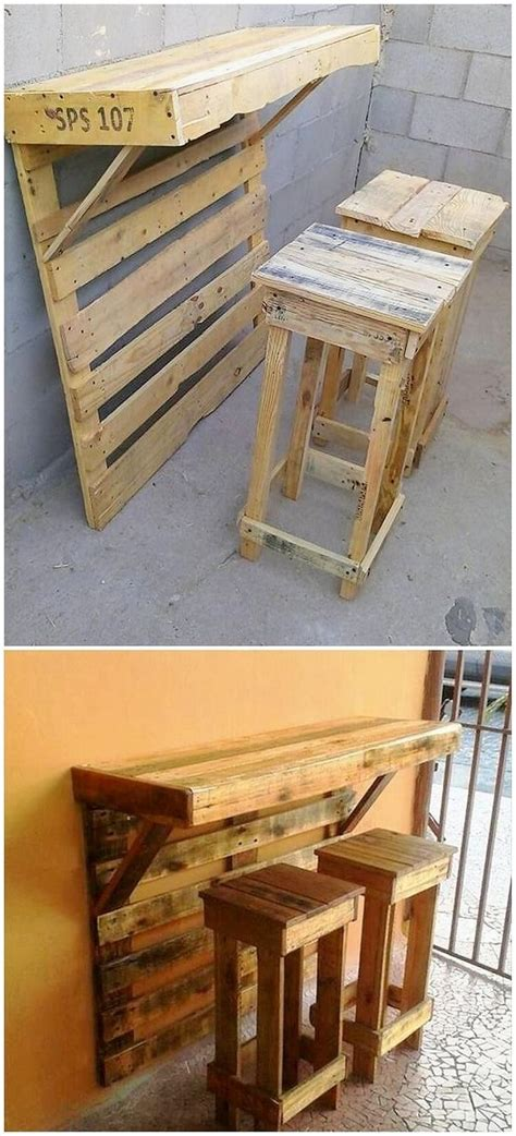 This is a much rough designing of the wood pallet stools