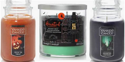 Yankee Candle's 2019 Halloween Collection Is Available Now