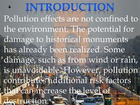 PPT - Effects of Pollution PowerPoint Presentation - ID