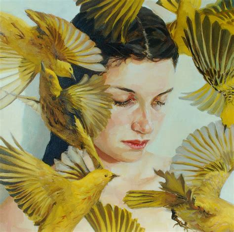 Ethereal Oil Paintings by Meghan Howland | Colossal