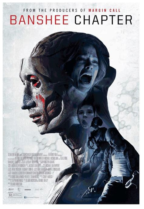 The Banshee Chapter - Movie Poster