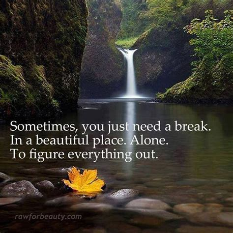 Quotes On Serenity In Nature