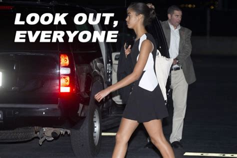 Malia Obama Is Going To Tear Up the Streets This Summer