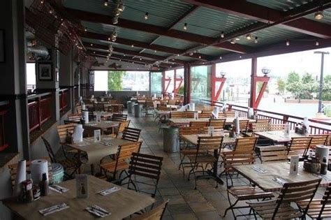THE HARBOR GRILL AND CRAB DECK, Annapolis - Restaurant