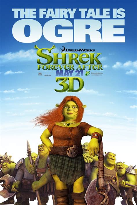 Shrek Forever After | Corona Coming Attractions