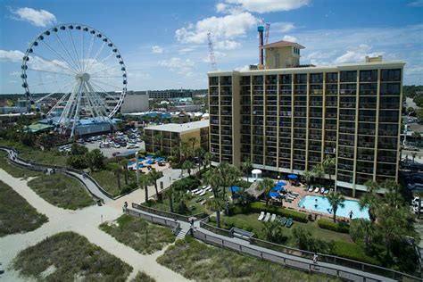 Why Stay At A Myrtle Beach Boardwalk Hotel? Here's The Answer