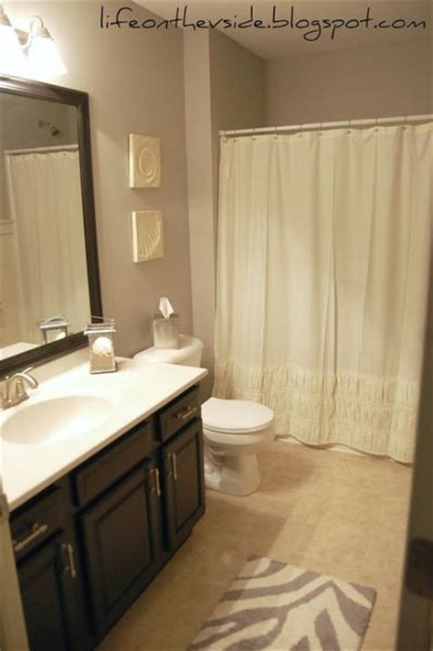 Trending in Bathroom Decor: Airy, White Shower Curtains