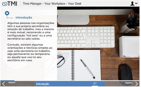 Curso Time Manager (Tack TMI IP) - Elearning Pills