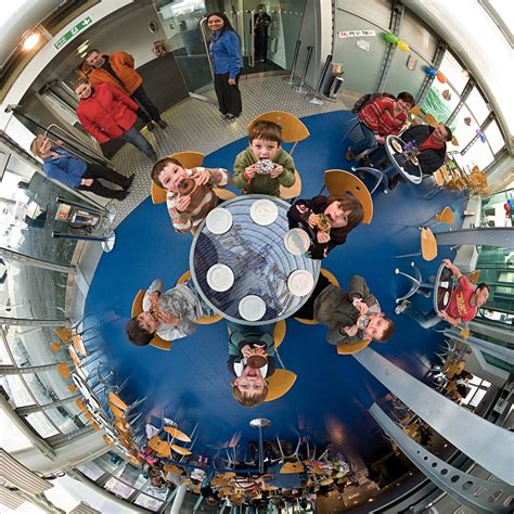 Cafe and Shop - The National Space Centre - The National
