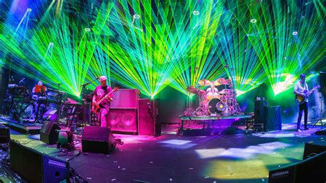 Feeling Twisted In Scranton: Camp Bisco Continues - Photos