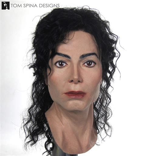 Life Sized Michael Jackson Statue and Bust - Tom Spina